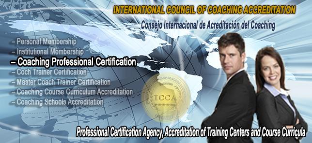 Certificacion Profecional Master Coach Ingles