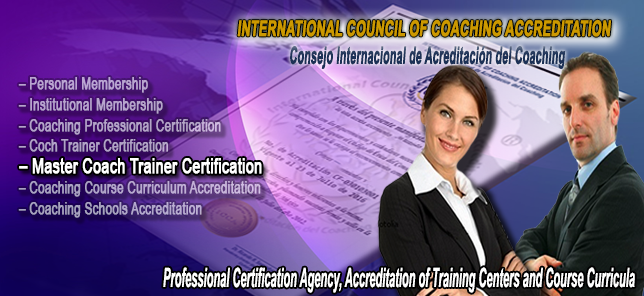 Nombramiento Master Coach Ingles